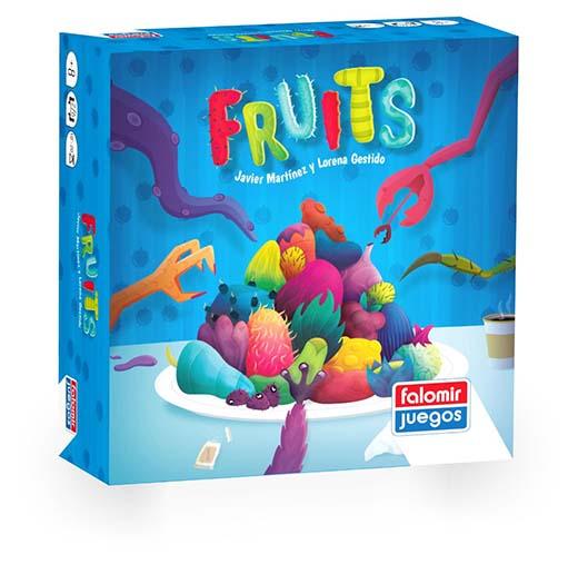 Portada de Fruits