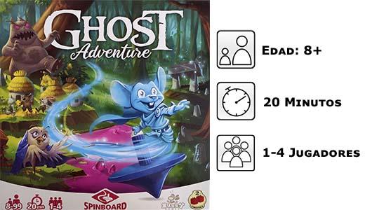 Datos de Ghost Adventure