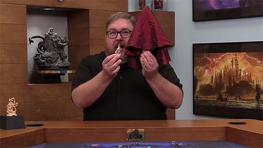Comparación de miniaturas de Descent Legends of the dark y Ghosts of Greyhaven