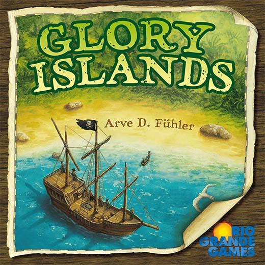 Portada de Glory Islands