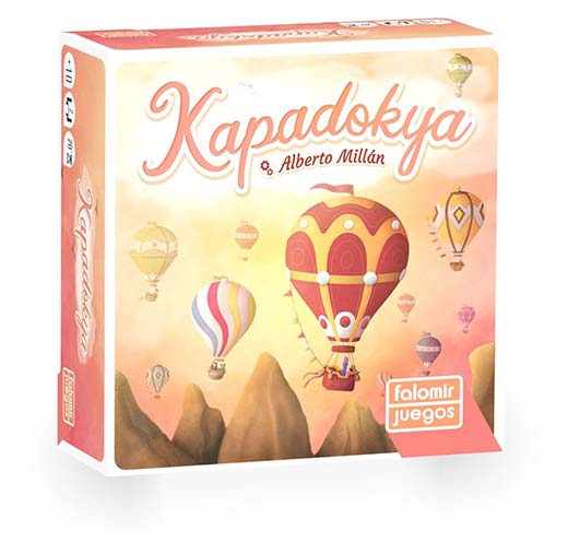 Portada de Kapadokya