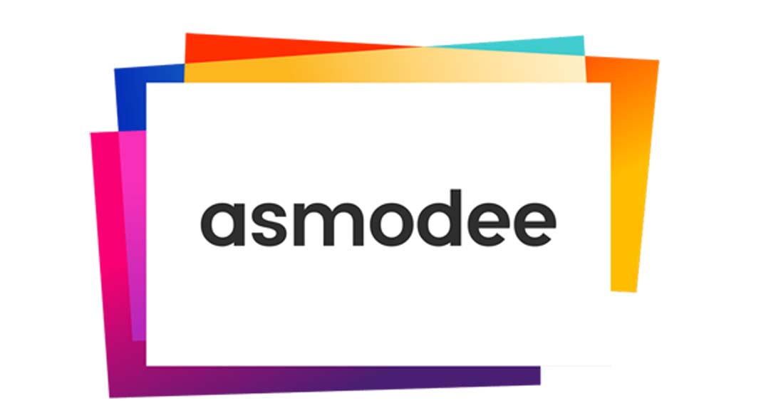 Logotipo de Asmodee
