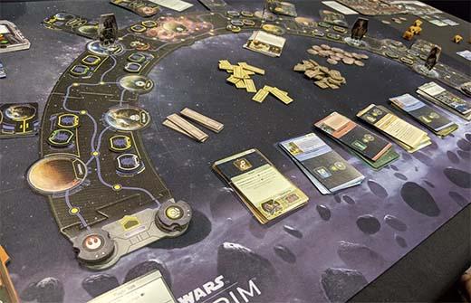 Partida a Star Wars: Outer Rim