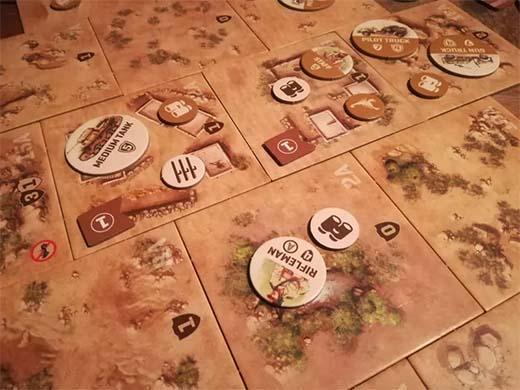 Partida a Undaunted: North Africa