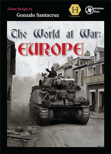 Portada de World at War Europe