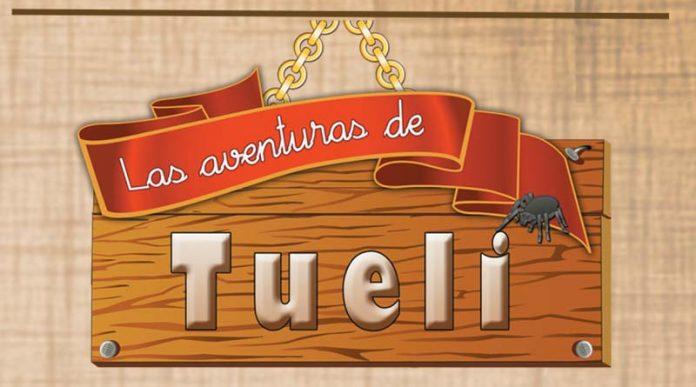 Logotipo de Las Aventuras de Tueli