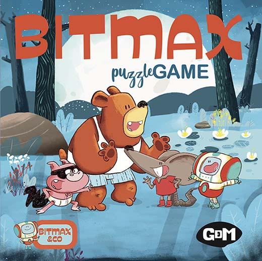 Portada de Bitmax