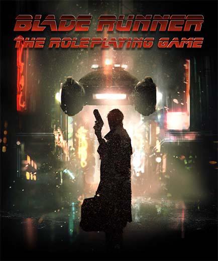 Portada de Blade Runner The Roleplaying Game