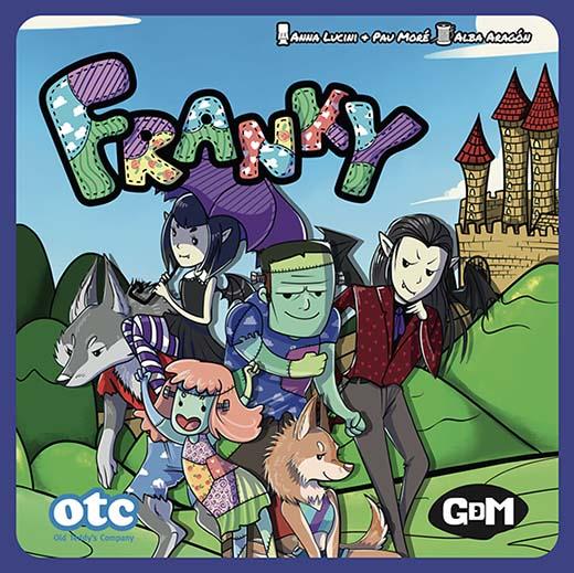 Portada de Franky