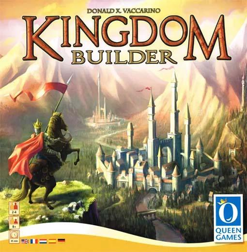 Portada de Kingdom Builder