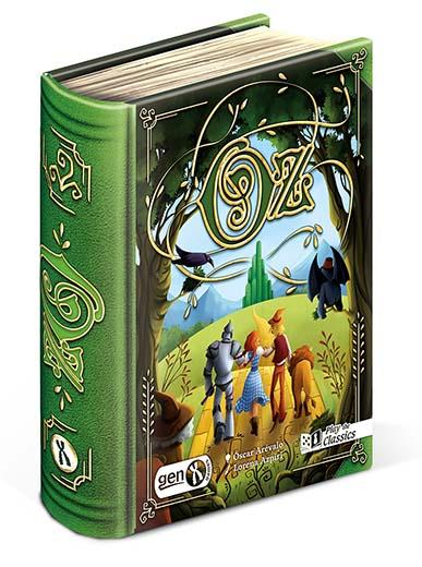 Portada de Oz