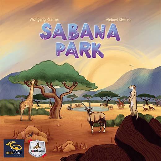 Portada de Sabana Park
